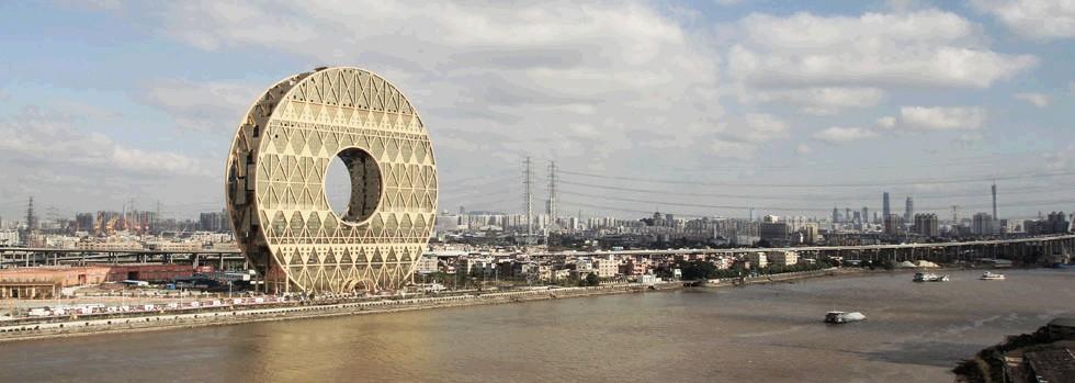 Guangzhou-Circle, Joseph di Pasquale